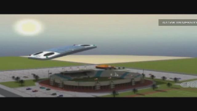 2022 : le Qatar va se payer le nuage artificiel