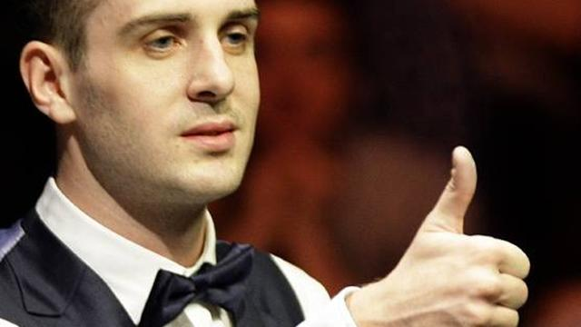 Selby: Nerves got to Robertson
