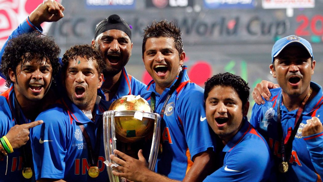 Image result for Sachin 2011 world cup final
