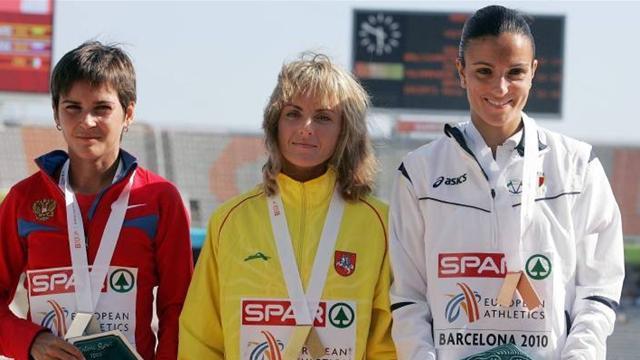 Yulamanova among Russia doping bans