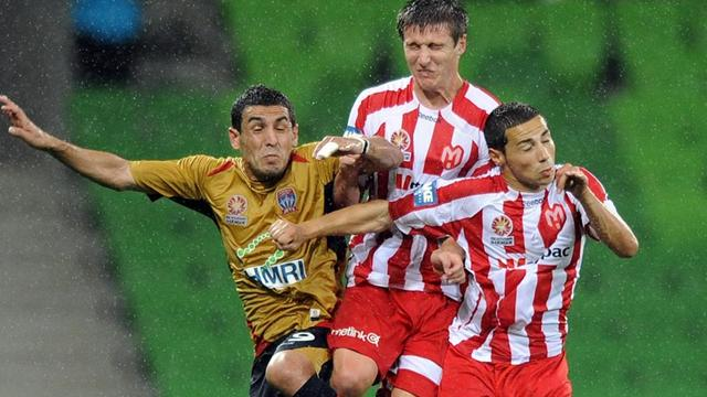 Sydney FC sign Abbas