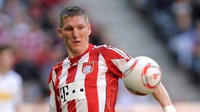 Team news: Schweinsteiger doubtful
