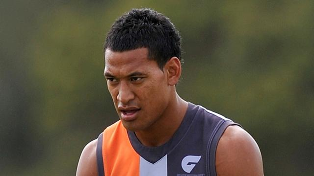 Folau to stay in AFL: Kennelly