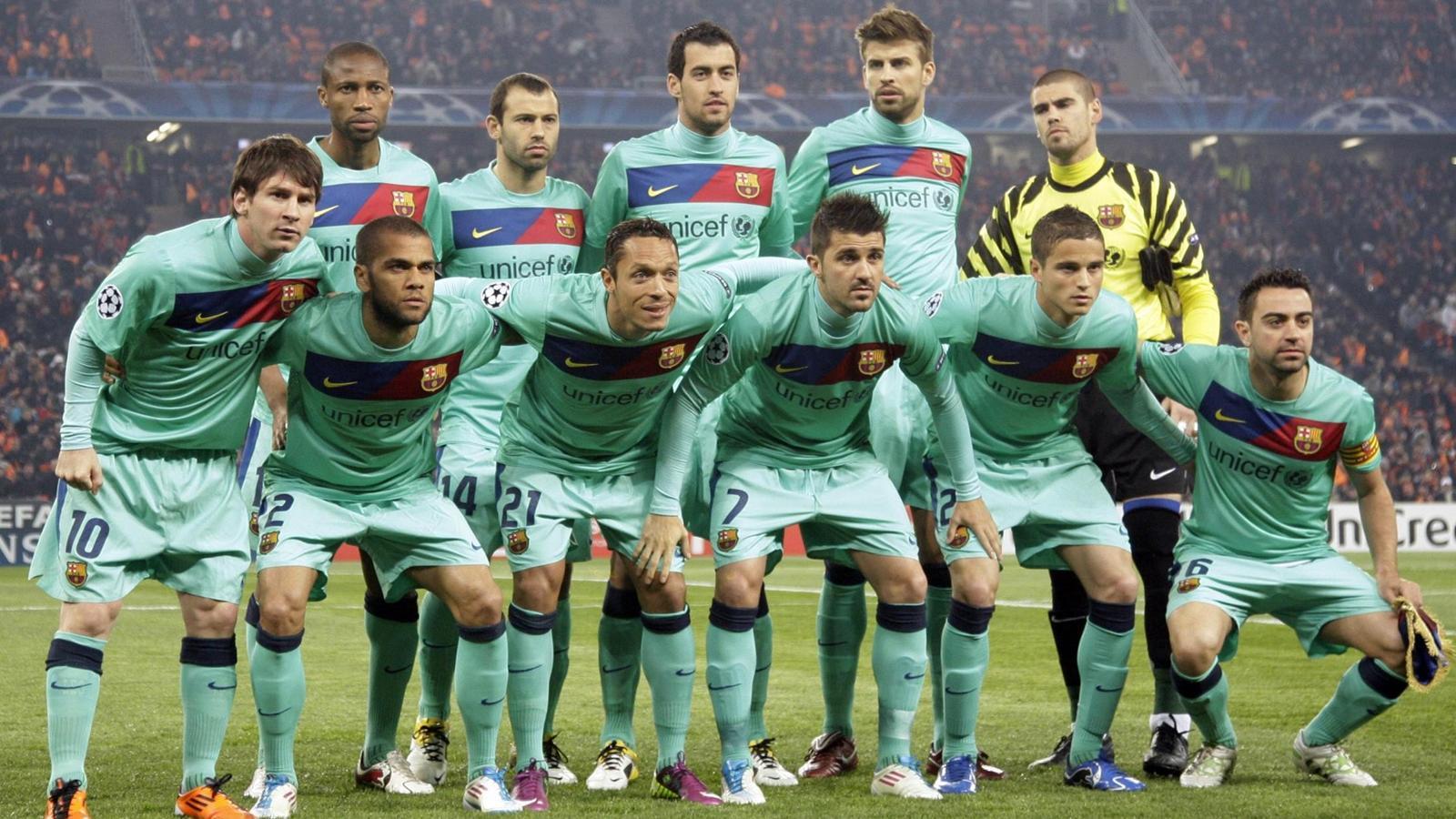 巴萨曼联领跑最新赔率 - 欧冠 2010-2011 - 足球图片