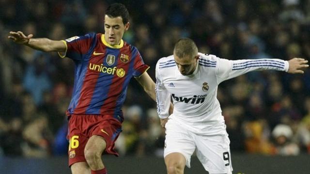 Real - Barça, on remet ça
