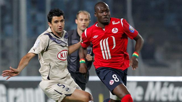 Nervous Lille held to draw