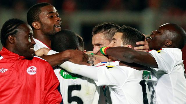 Lille reach Coupe de France final