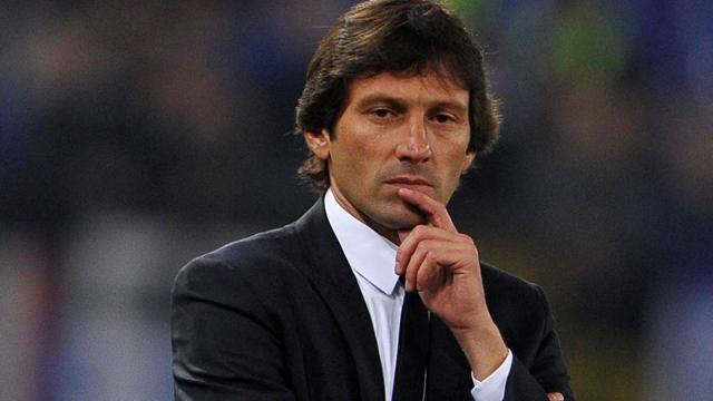 Leonardo finally leaves Inter