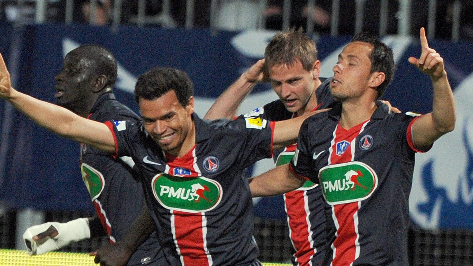 Paris videmment coupe de france 2010 2011 football eurosport - Classement buteur coupe de france ...