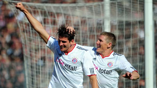 St Pauli down after suffering rout at Bayern