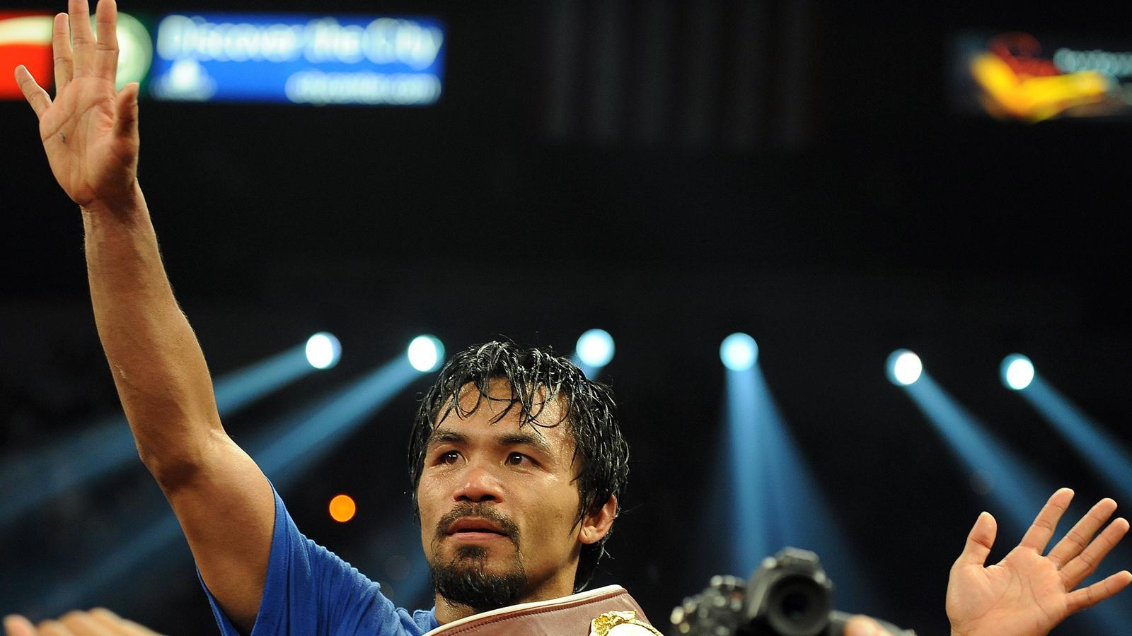 Manny pacquiao sports illustrated gambling casino malaysia
