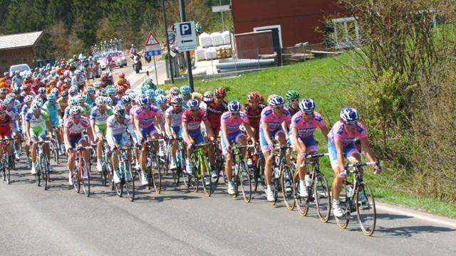 Tur Alpa na Eurosportu
