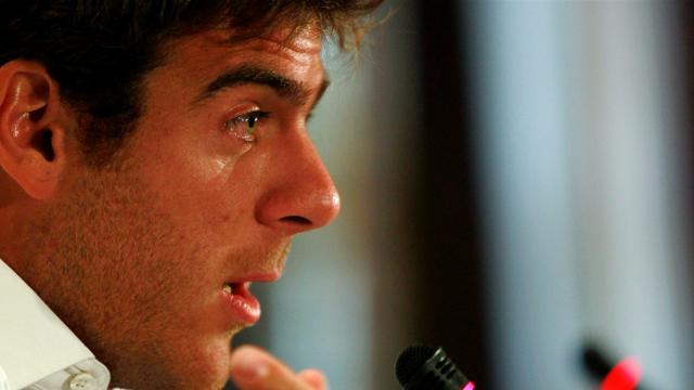 Del Potro hopeful for Roland Garros