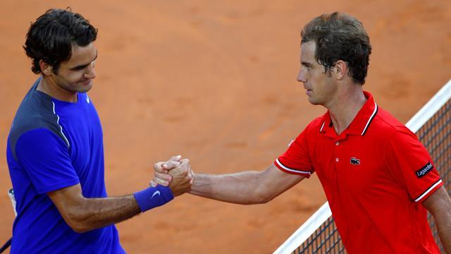 Gasquet stuns Federer in Rome