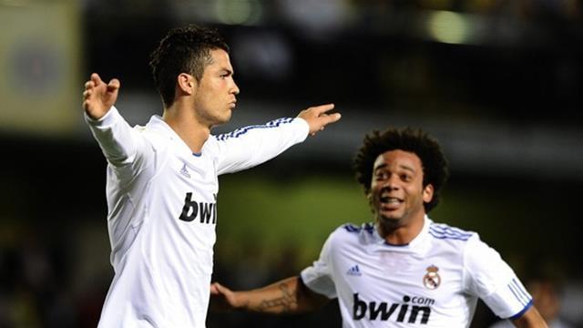 Ronaldo equals Liga record