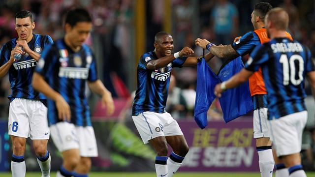 L'Inter se console