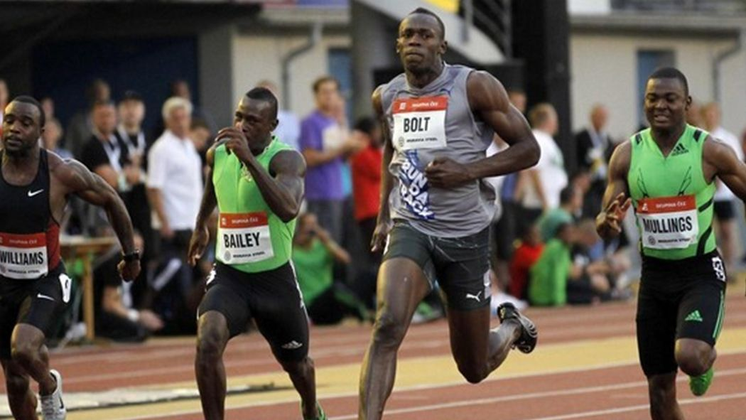 67ed473c78a Bolt wins in Ostrava - Athletics - Eurosport