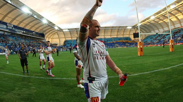 Hull KR sign Queensland's Paterson