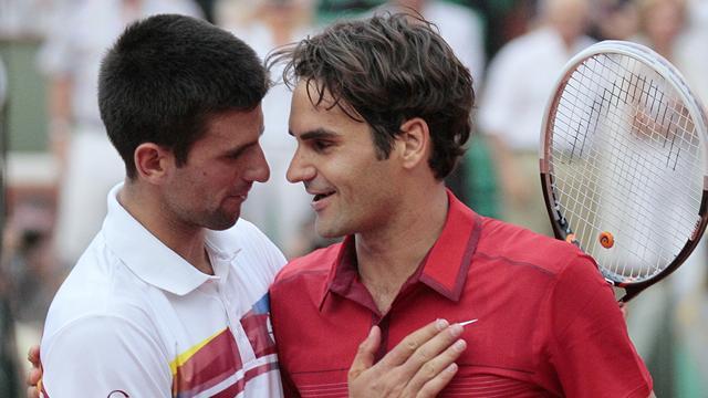 Federer plus fort que le colosse