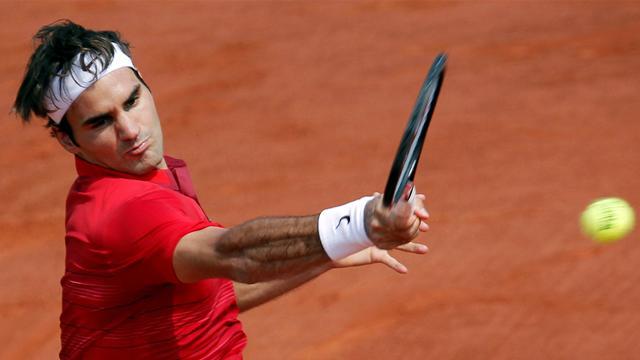 TENNIS 2011 Federer
