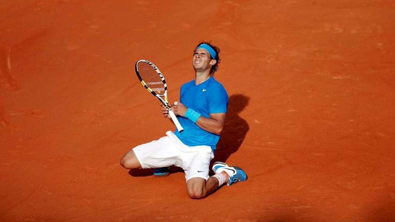 Li og Nadal vant Roland Garros