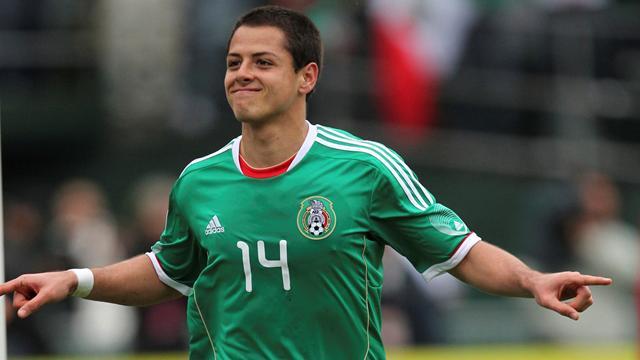 Chicharito picked - World Cup 2010 - Football - Eurosport Asia  Chicharito pick...