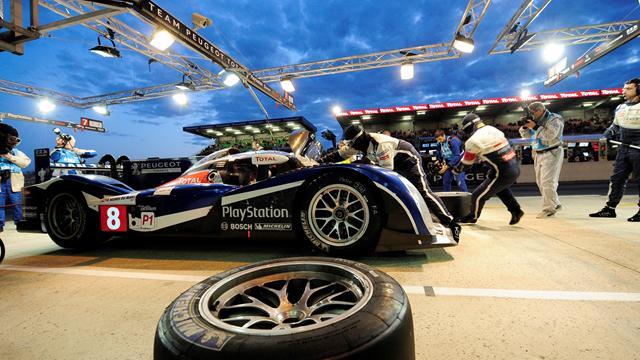Peugeot stoppe l'Endurance