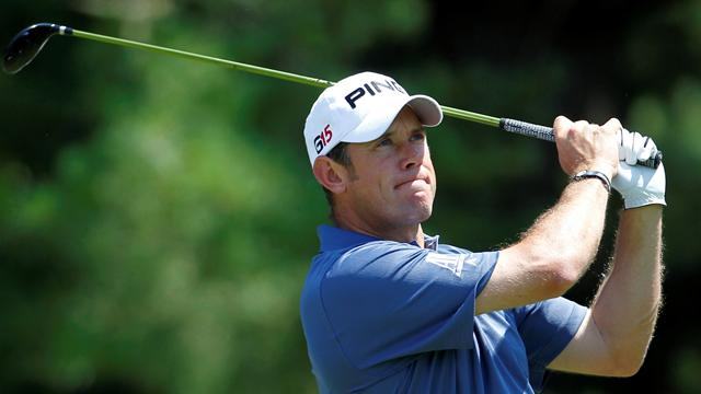 Struggling Westwood stays positive at French Open