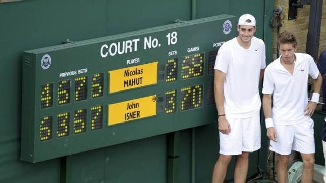 Le Top 10 des matches épiques des Français à Wimbledon