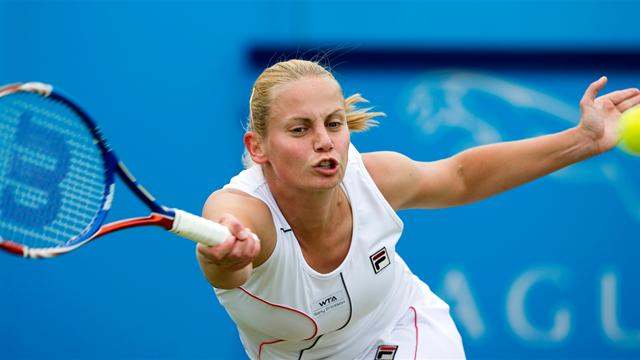 Dokic, Vinci in Netherlands final