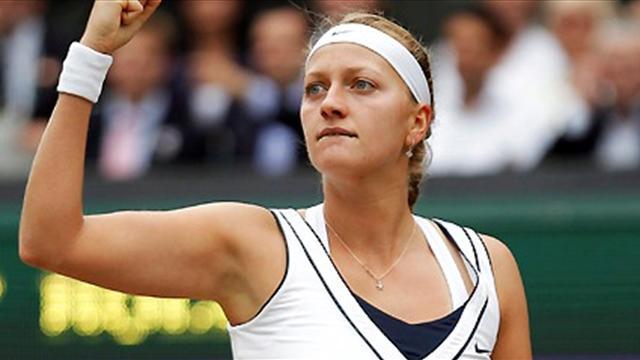 Kvitova, star en devenir
