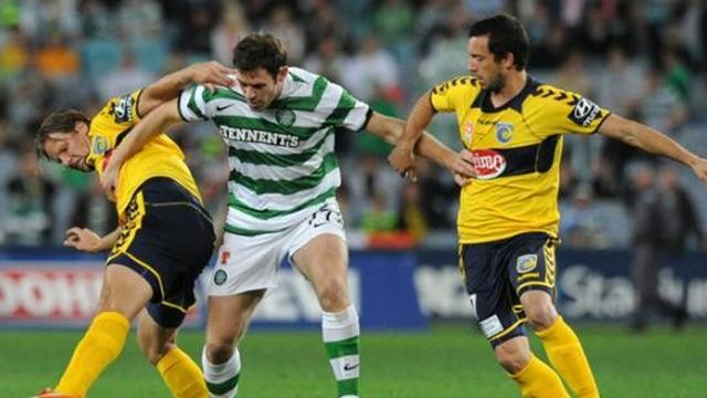 Celtic beaten by Mariners