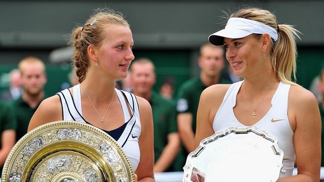 Kvitova, l'avenir lui appartient