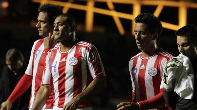 Paraguay 3-3 Venezuela