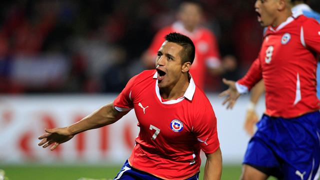 Sanchez snatches point for Chile