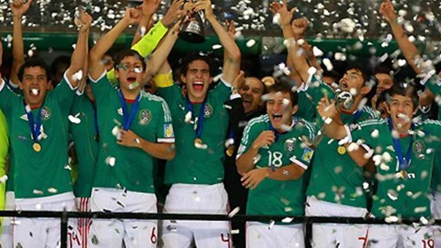 Сборная Мексики – чемпион мира