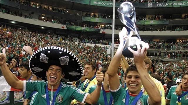 Le Mexique, champion à la maison