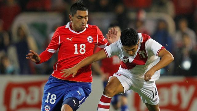 Chile 1-0 Peru