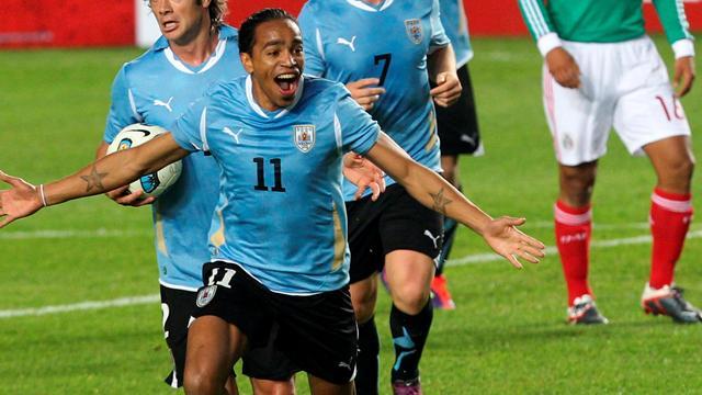 Uruguay 1-0 Mexico