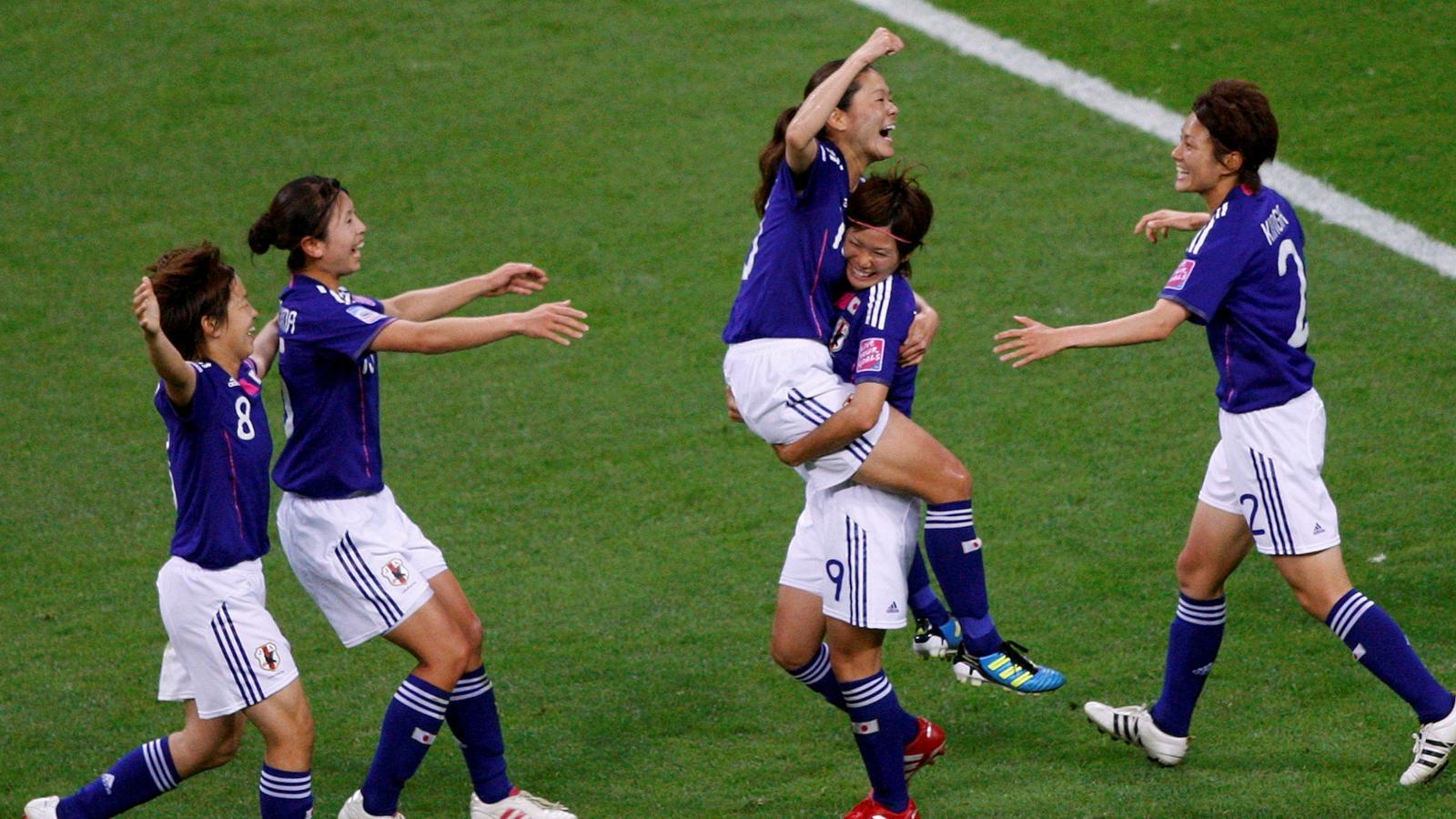 Ce sera japon etats unis coupe du monde f minine 2011 football eurosport - Coupe du monde etats unis ...