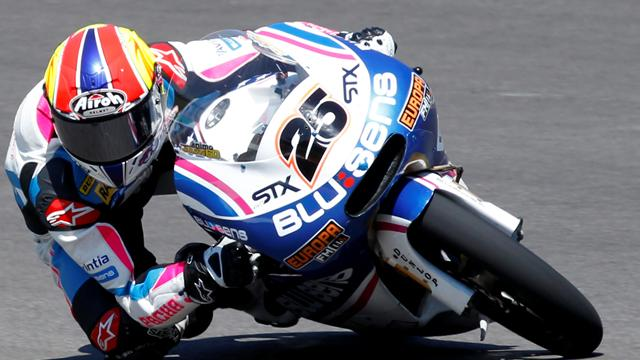 Vinales, Marquez on pole in Germany
