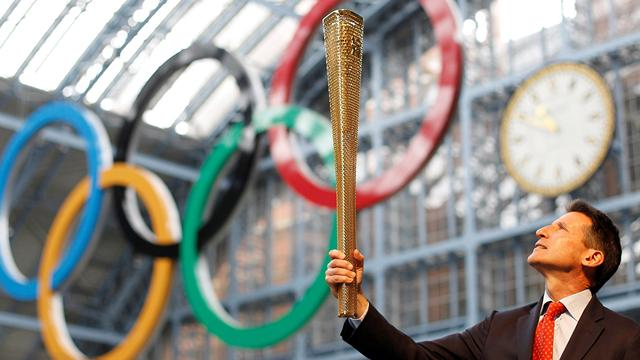 Coe denies Olympic torch decision is done