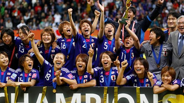 Japan's World Cup winners in line for rare award