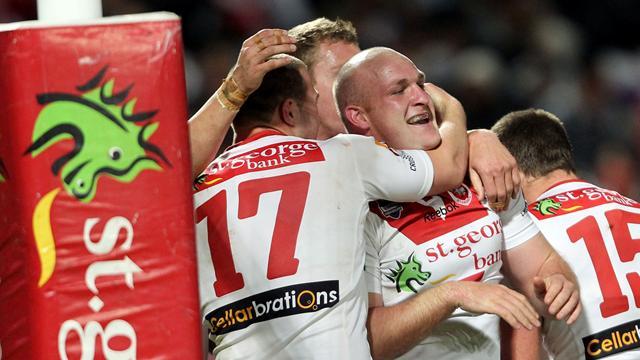 Dragons beat rivals Cronulla