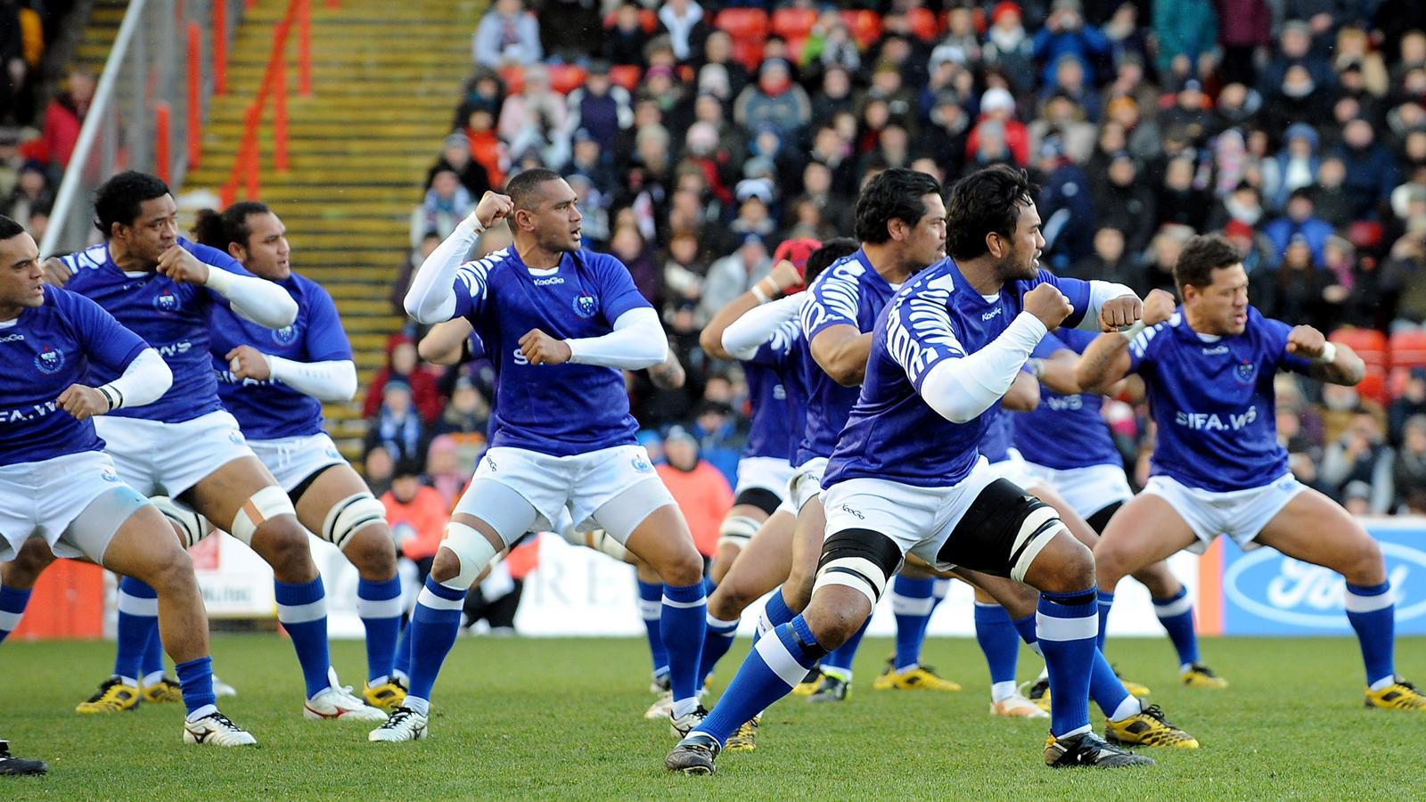 Team Guide: Samoa - World Cup 2011 - Rugby - Eurosport ...
