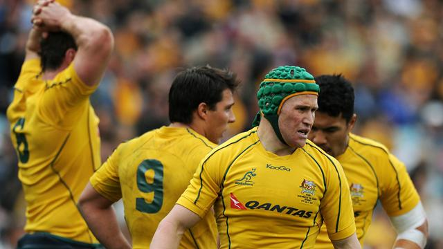 Australian Rugby Union posts loss on higher expenses