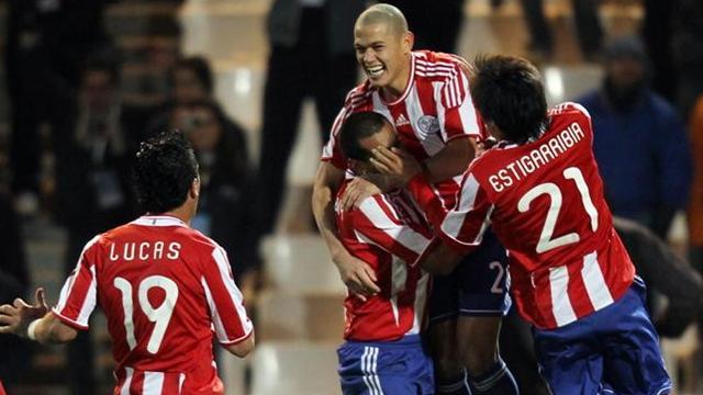 Paraguay 0-0 (5-3 pens) Venezuela