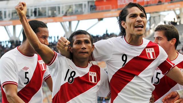 Peru 4-1 Venezuela