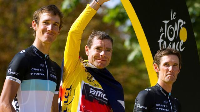 Schleck upset over Contador ban