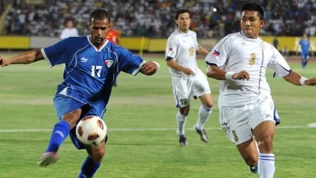 Kuwait striker gets Forest trial